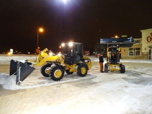 Grindstone Landscaping Snow removal